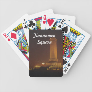 Plaza de Tiananmen Cartas De Juego