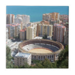 Plaza de toros de Málaga Teja Ceramica