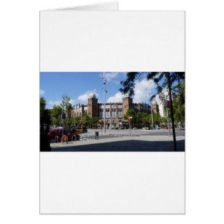 PLAZA DE TOROS MONUMENTAL CARD
