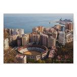 Plaza de toros y puerto de Malagueta del La Felicitación
