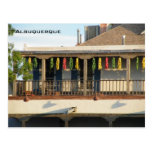 Plaza histórica tarjeta postal