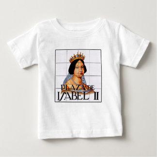 Plaza Isabel II, Madrid Street Sign Baby T-Shirt