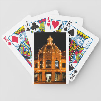 Plaza Lights in Kansas City! Bicycle Card Deck