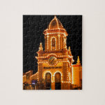 Plaza Lights Jigsaw Puzzle