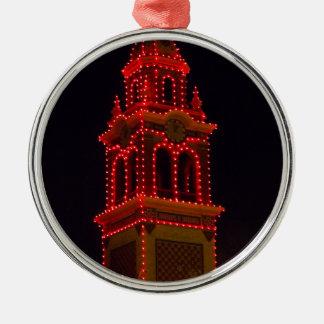 Plaza Lights Of Kansas City! Metal Ornament