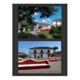 Plaza Marta Postcard