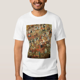 Plaza Mayor in Mexico, detail of carriages T Shirt