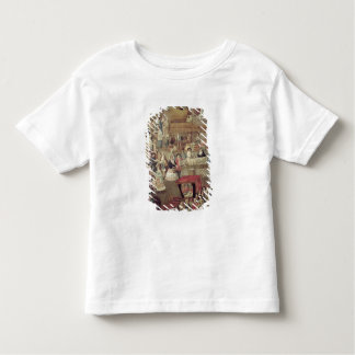 Plaza Mayor in Mexico, detail of the Market Toddler T-shirt