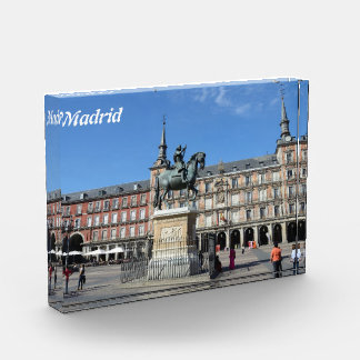 Plaza Mayor, Madrid Award