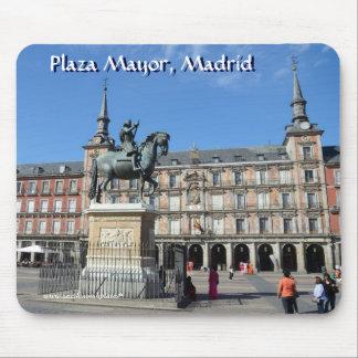 Plaza Mayor, Madrid Mousepad