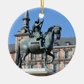 Plaza Mayor, Madrid Ornament