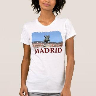 Plaza Mayor Madrid, Spain Tee Shirt