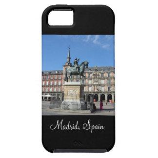 Plaza Mayor, Madrid Vibe iPhone 5 Case