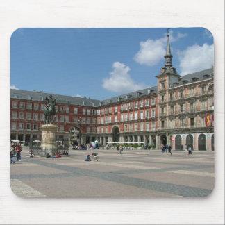 Plaza Mayor Mouse Pad