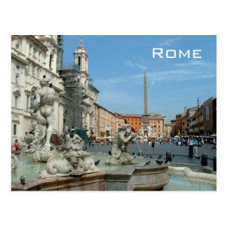 Plaza Navona - Roma Postales