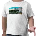 Plaza Park and U.S. Grant HotelSan Diego, CA Tshirts