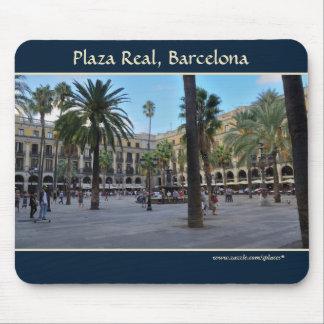 Plaza Real Mousepad