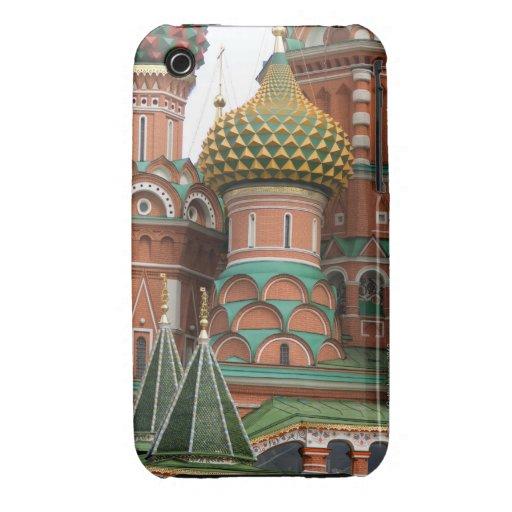 Plaza Roja en Moscú, Rusia.  Fotografiado en a iPhone 3 Case-Mate Carcasas