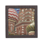 Plaza Roja, Federación Rusa Caja De Recuerdo De Calidad