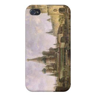 Plaza Roja, Moscú, 1801 iPhone 4/4S Fundas