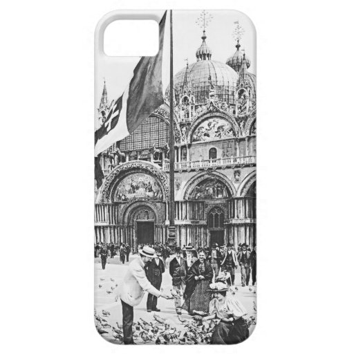 Plaza San Marco 1895 iPhone 5 Carcasas