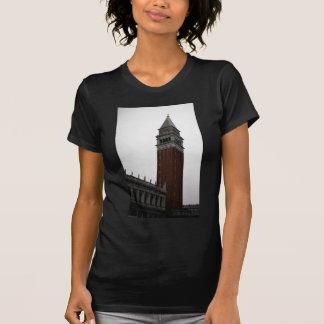 Plaza San Marco del campanil Camisetas