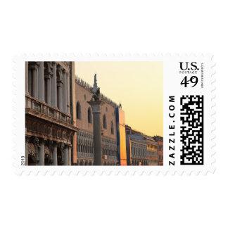 Plaza San Marco el cuadrado de St Mark Venecia