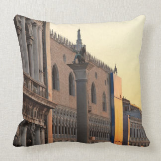 Plaza San Marco (el cuadrado de St Mark, Venecia Almohada