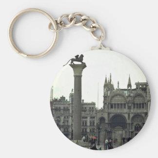 Plaza San Marco Venecia Italia Llavero Personalizado