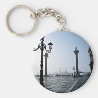 Plaza San Marco Venecia Italia Llaveros Personalizados