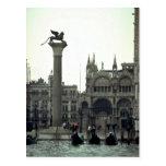 Plaza San Marco, Venecia, Italia Postales