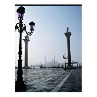 Plaza San Marco, Venecia, Italia Tarjeta Postal