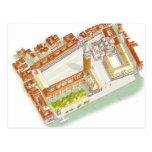 Plaza San Marco. Venecia Italia Tarjeta Postal