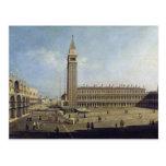 Plaza San Marco, Venecia Tarjetas Postales