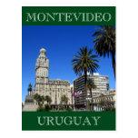 plaza Uruguay Montevideo Tarjetas Postales