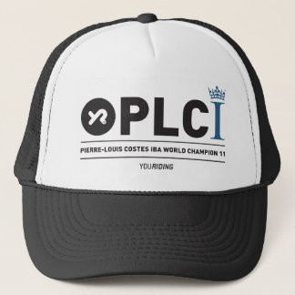 PLC CHAMP TRUCKER HAT