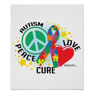 PLC del autismo Poster