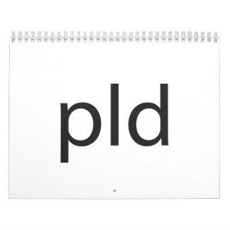 pld.ai calendars
