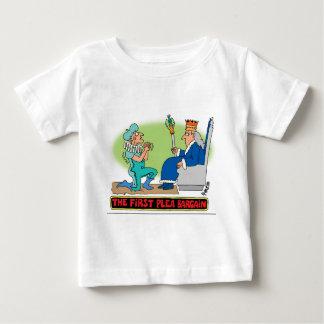 PLEA BARGAIN CARTOON BABY T-Shirt