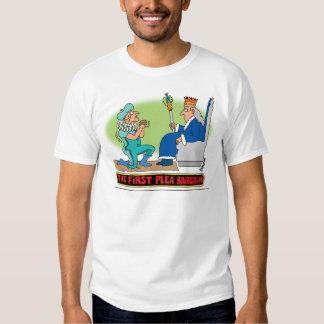 PLEA BARGAIN CARTOON T-Shirt