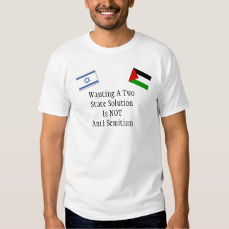 Plea for peace in the Middle East T Shirt