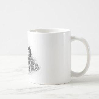 Pleading Coffee Mug