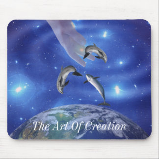 Pleaides Art of Creation Mousepads