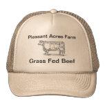Pleasant Acres Beef Trucker Hat