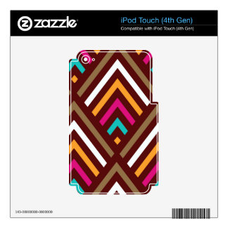 Pleasant Fair Resourceful Appealing iPod Touch 4G Skin