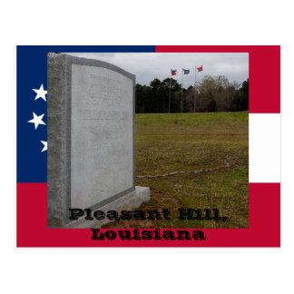 Pleasant Hill Battlefield Postcard
