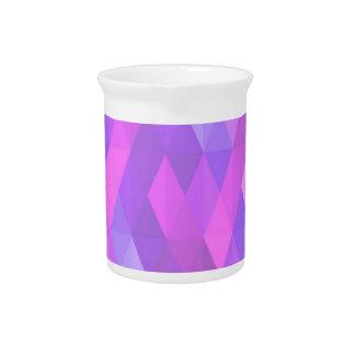 Pleasant june,pink drink pitcher