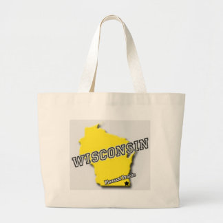 Pleasant Prairie Wisconsin Beach Bag