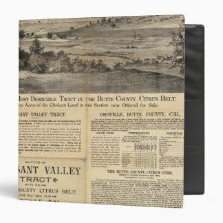 Pleasant Valley, California Binder