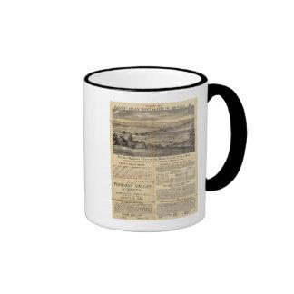 Pleasant Valley, California Mug